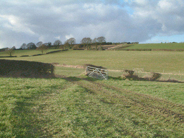 Near Dronfield Woodhouse. - geograph.org.uk - 125313