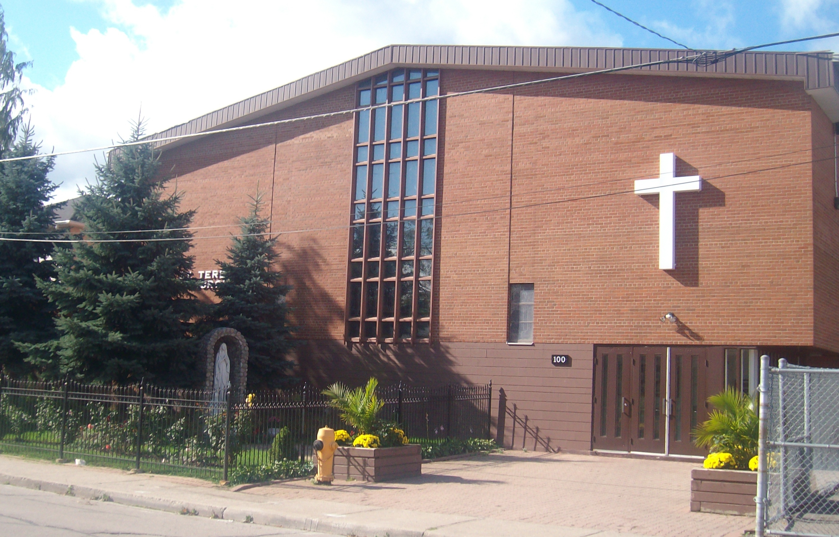St  Teresa Roman Catholic Church, New Toronto - Wikipedia