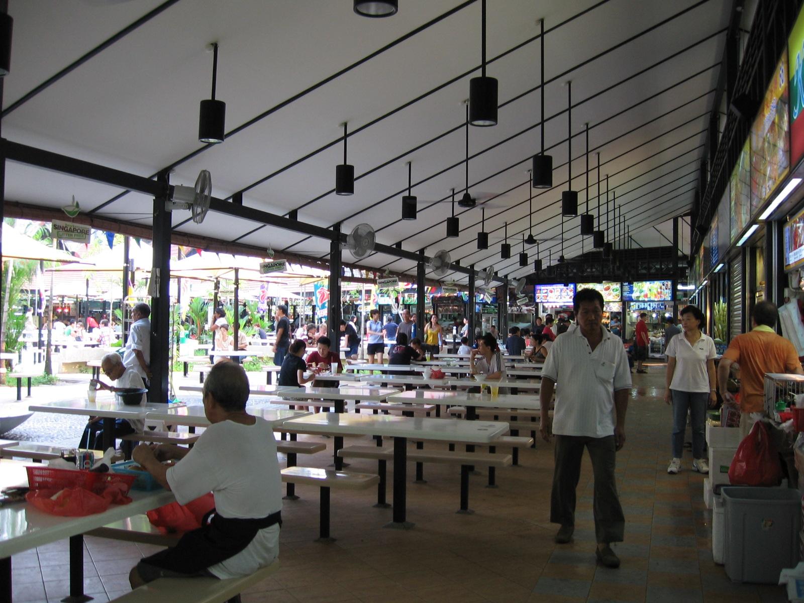 Newton Food Centre Best Stalls