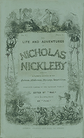 Homeland Security Jobs Buffalo on Nicholas Nickleby  Or  The Life And Adventures Of Nicholas Nickleby Is