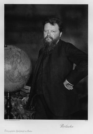 Nicola Perscheid - Wilhelm Bölsche 1908