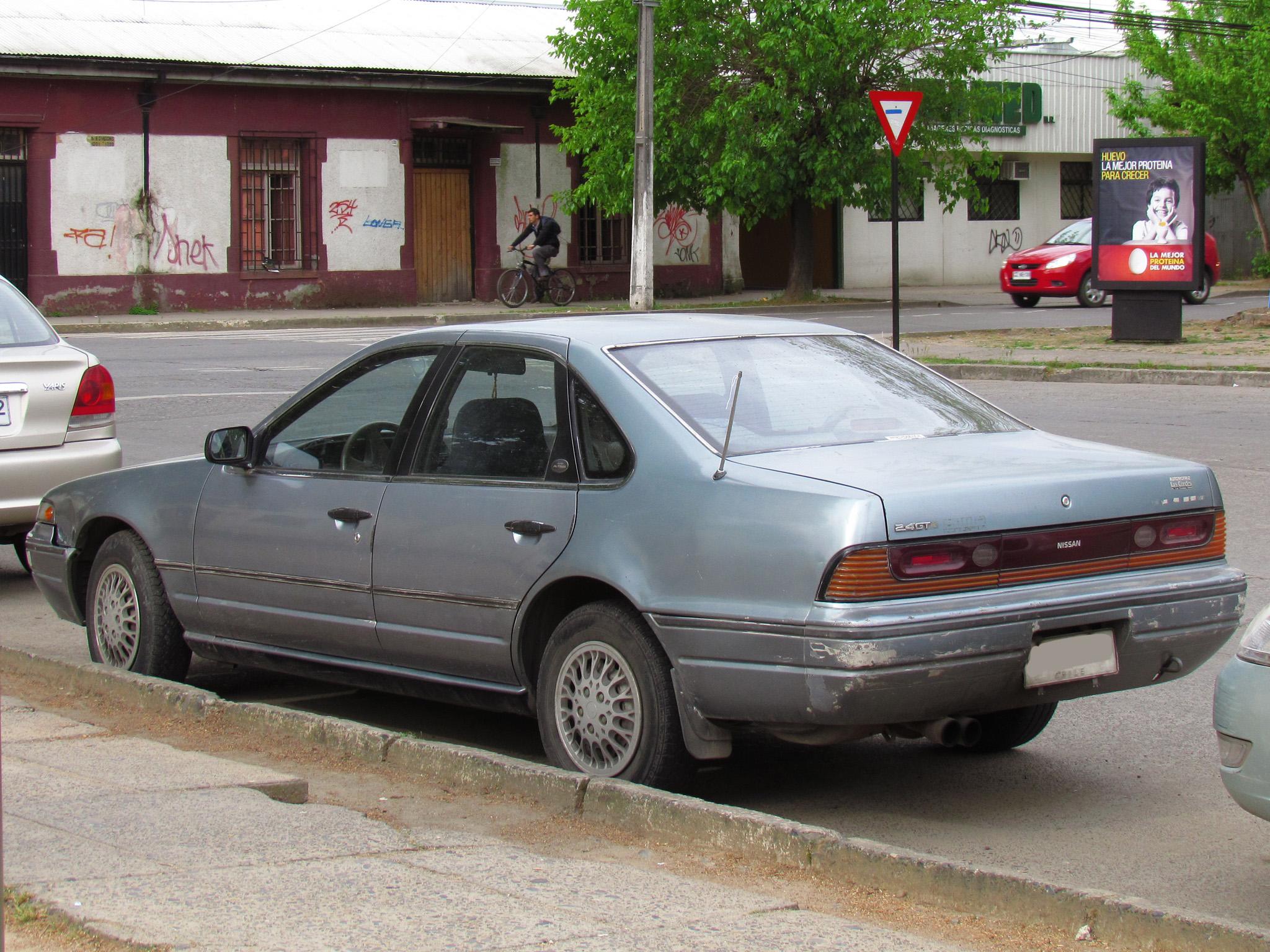 File:Nissan Laurel Altima 2.4 GTS 1991 (11125560895).jpg ...