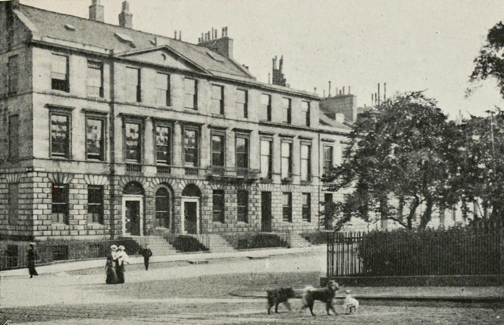 Image result for stevenson house 17 heriot row
