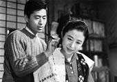 <i>Shirogane Shinjū</i> 1956 film by Kaneto Shindō