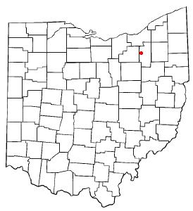 Fairlawn Ohio Map.Montrose Ohio Wikipedia