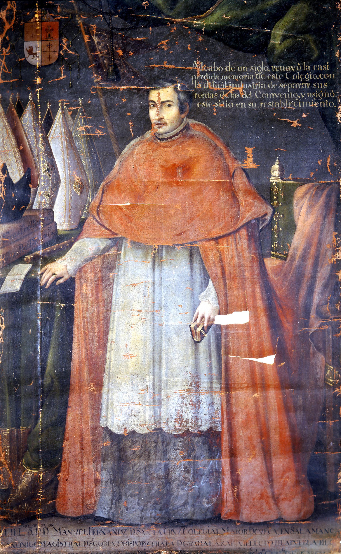 Resultado de imagem para Néstor Galán Manuel Fernandez de Santa de Cruz