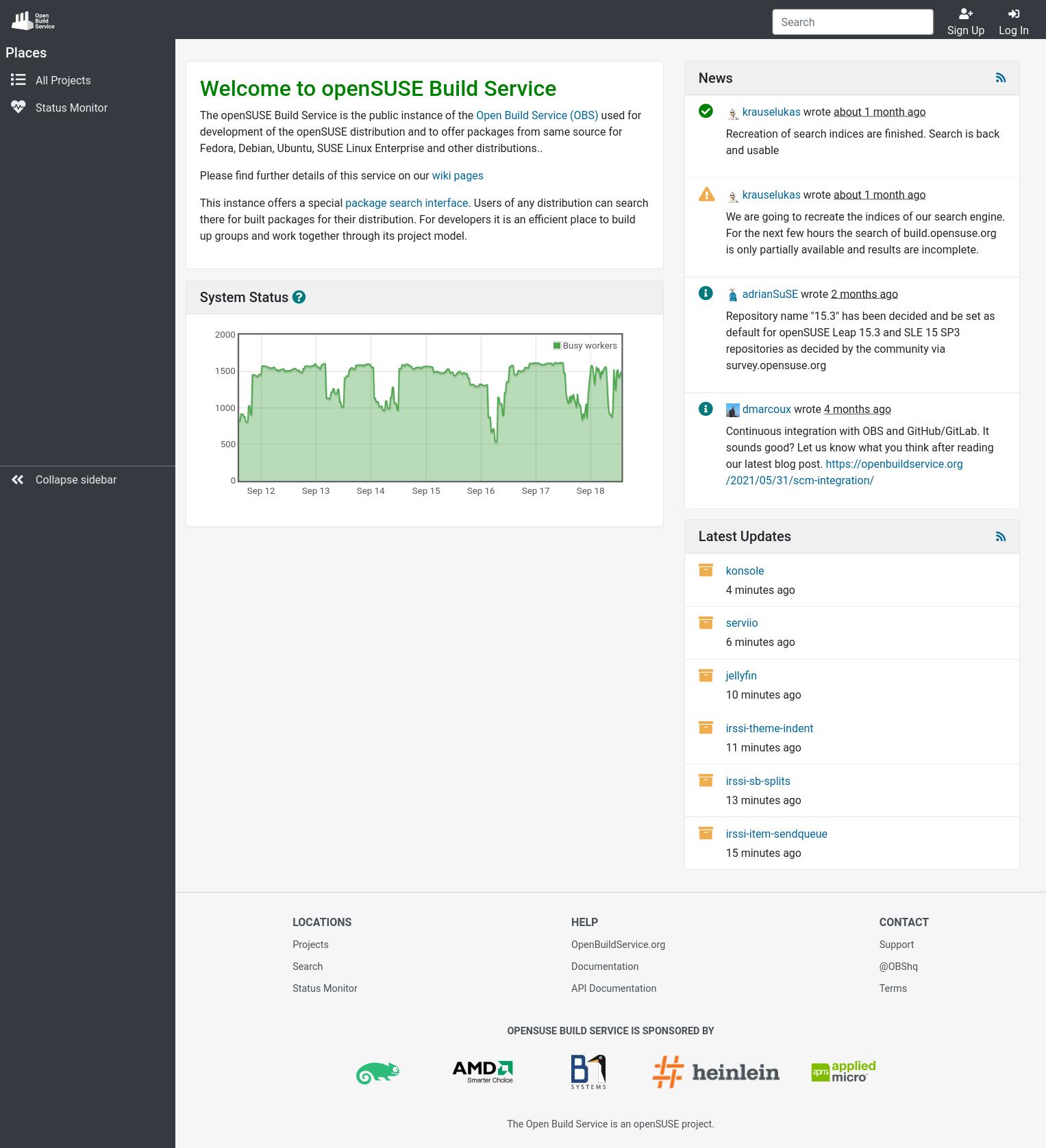 Open Build Service - Wikipedia