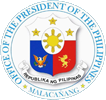 Office of the President Philippines seal.png