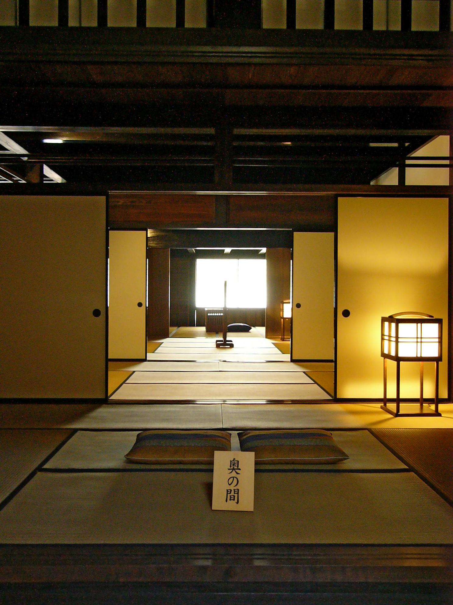 Pintu Geser Rumah Tradisional Jepang Disebut Coba Sebutkan