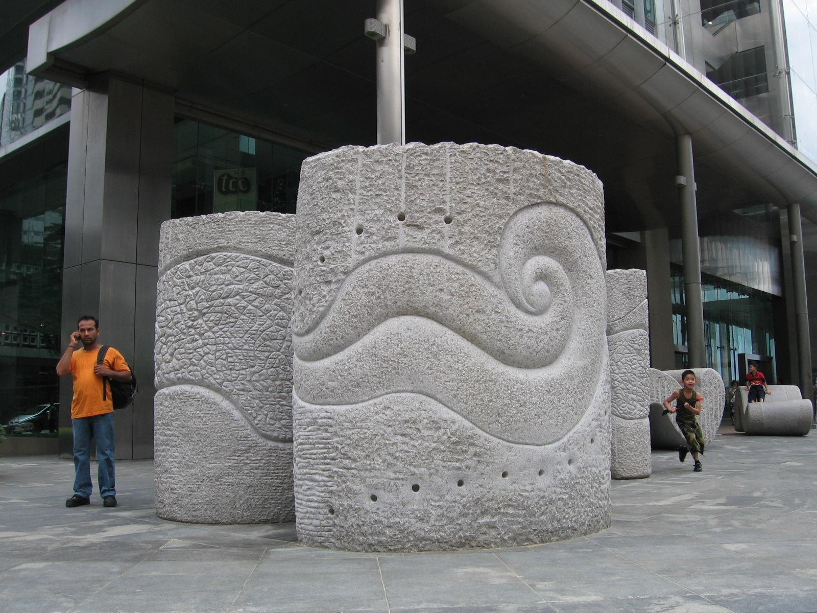 File one marina boulevard stone sculptures dec g