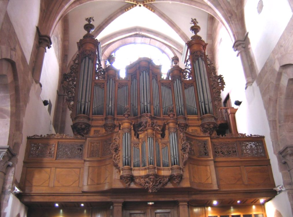 Organ Music Wikipedia