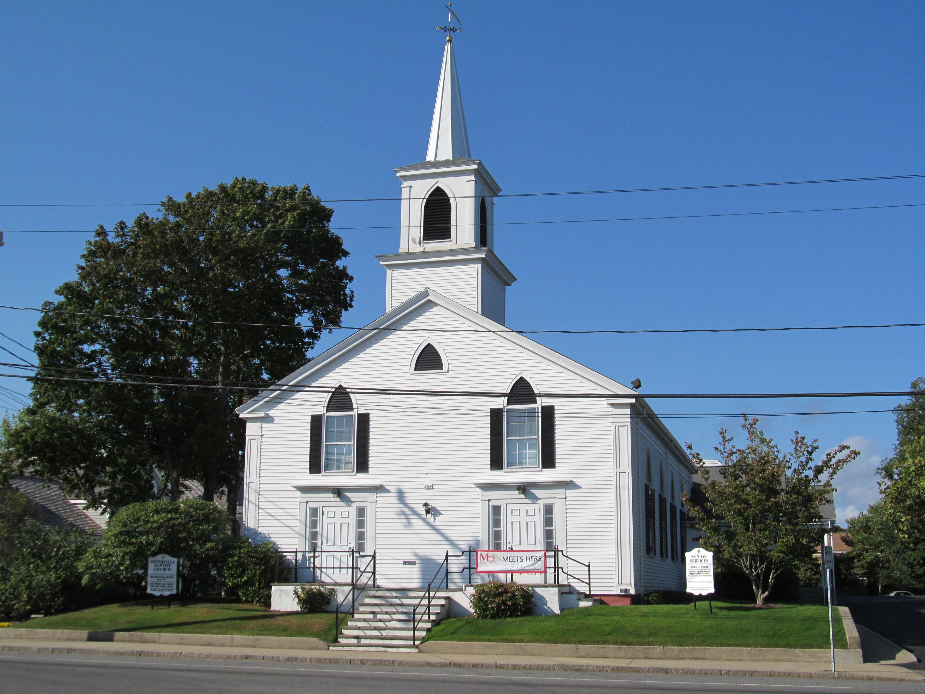 Osterville Baptist Church Church