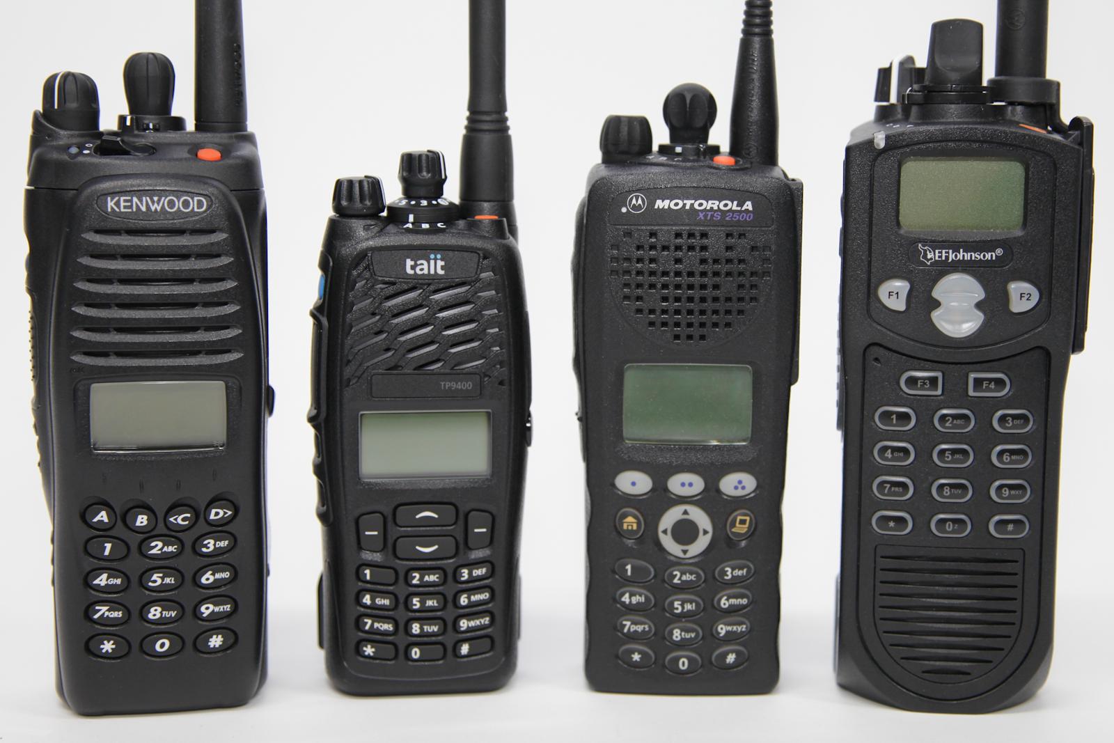 Motorola Digital Portable Radios