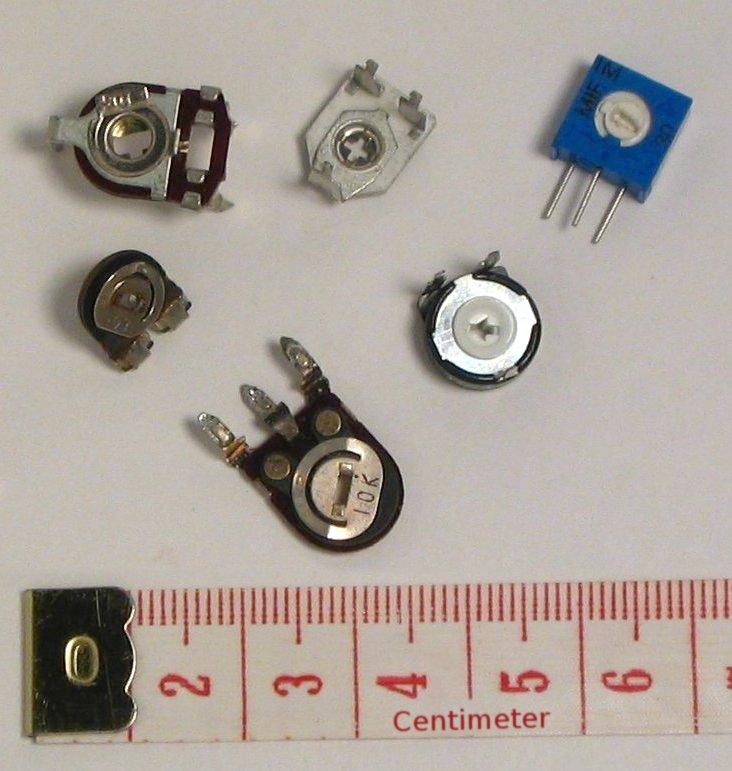 Variabel resistor