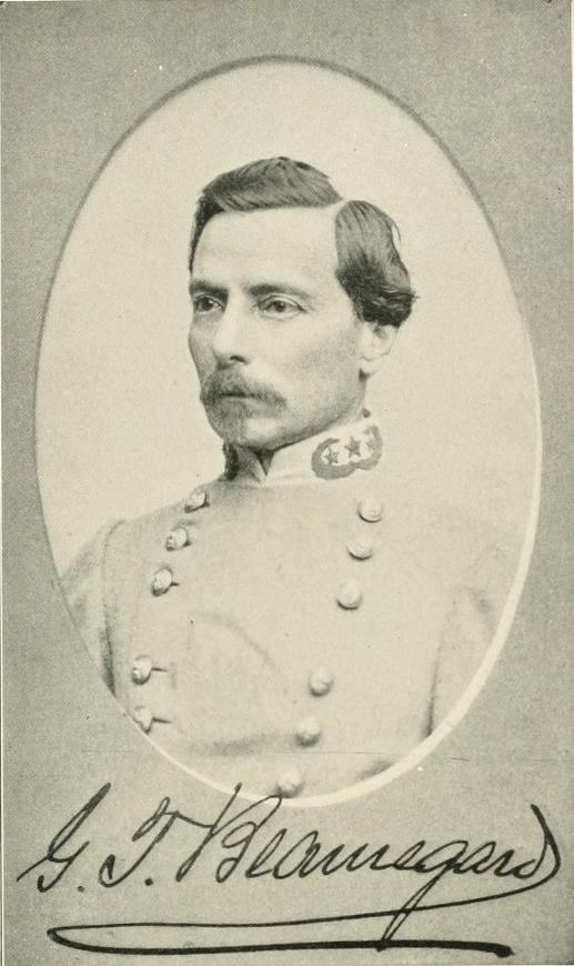 Gen. PGT Beauregard