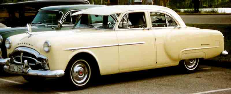 Packard 200 for 1952 packard 4 door sedan