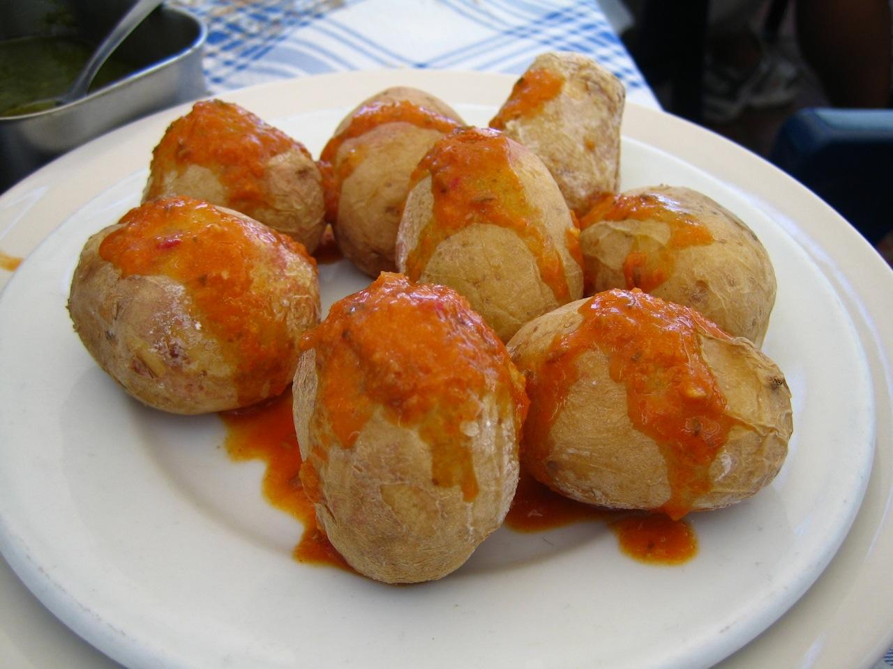 La receta perfecta para la Salsa Brava de las patatas Papasarrugadas