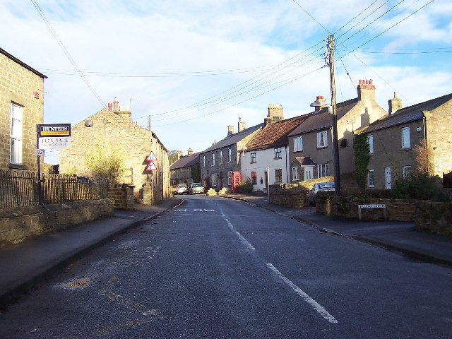 Part of Grewelthorpe - geograph.org.uk - 107342