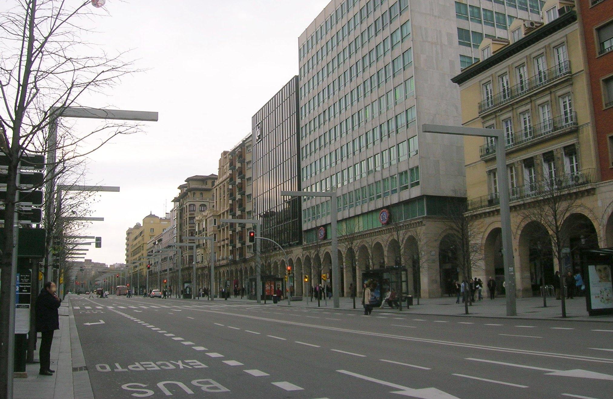 reunirse ruso paseo en Zaragoza