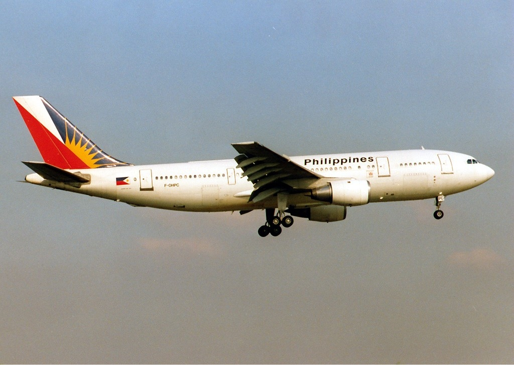 Download this Philippine Airlines Airbus Jetpix picture