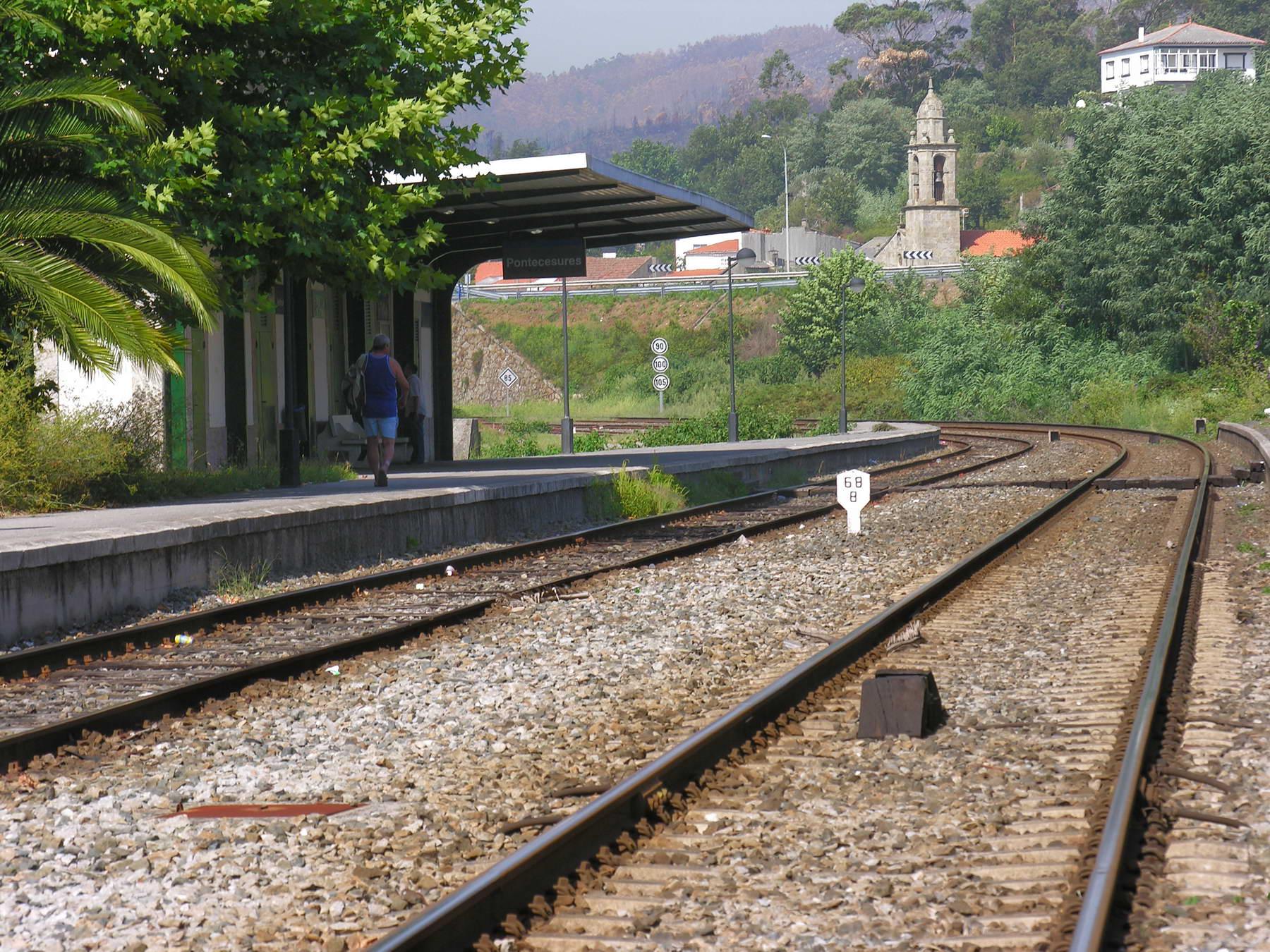 Estación de Pontecesures
