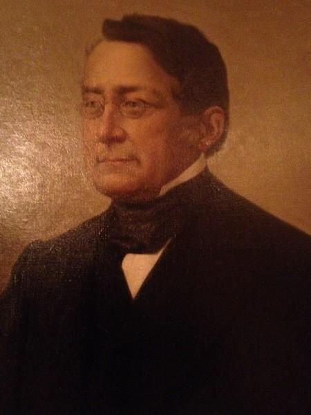 Portrait Benoît Frerejean