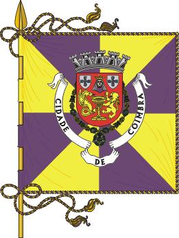 Drapeau de Coimbra