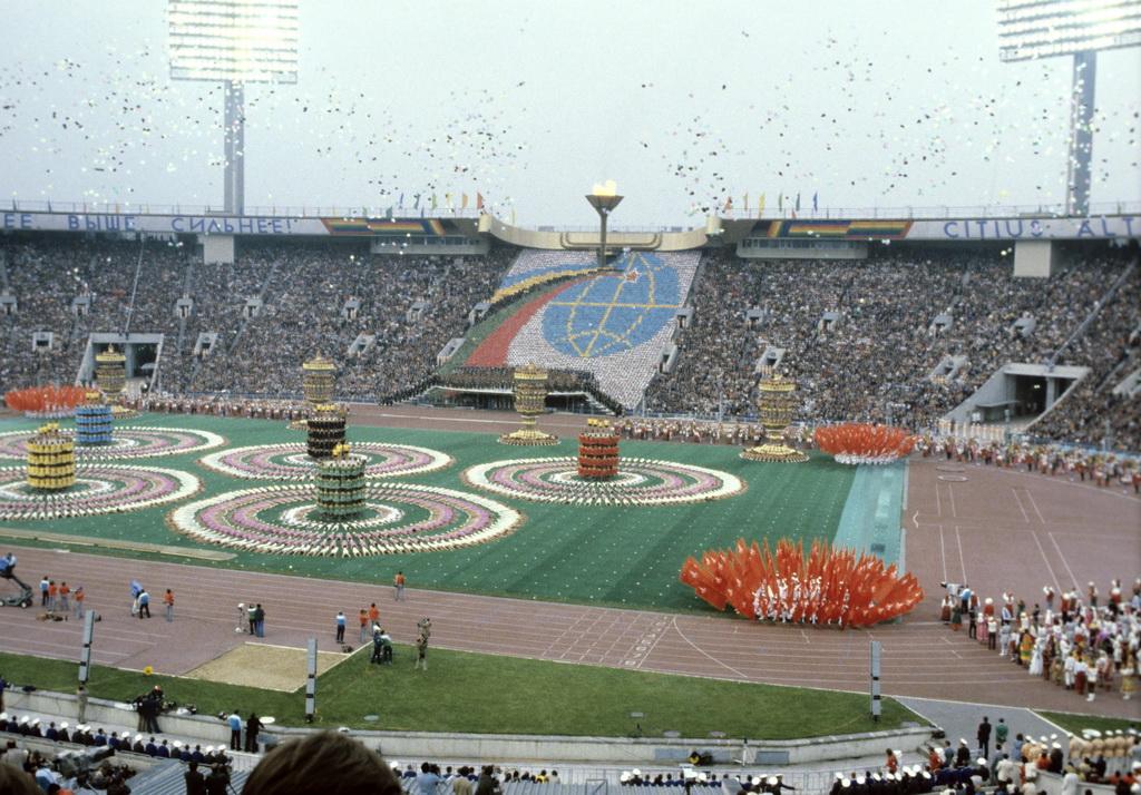 Olympische Spiele 1980