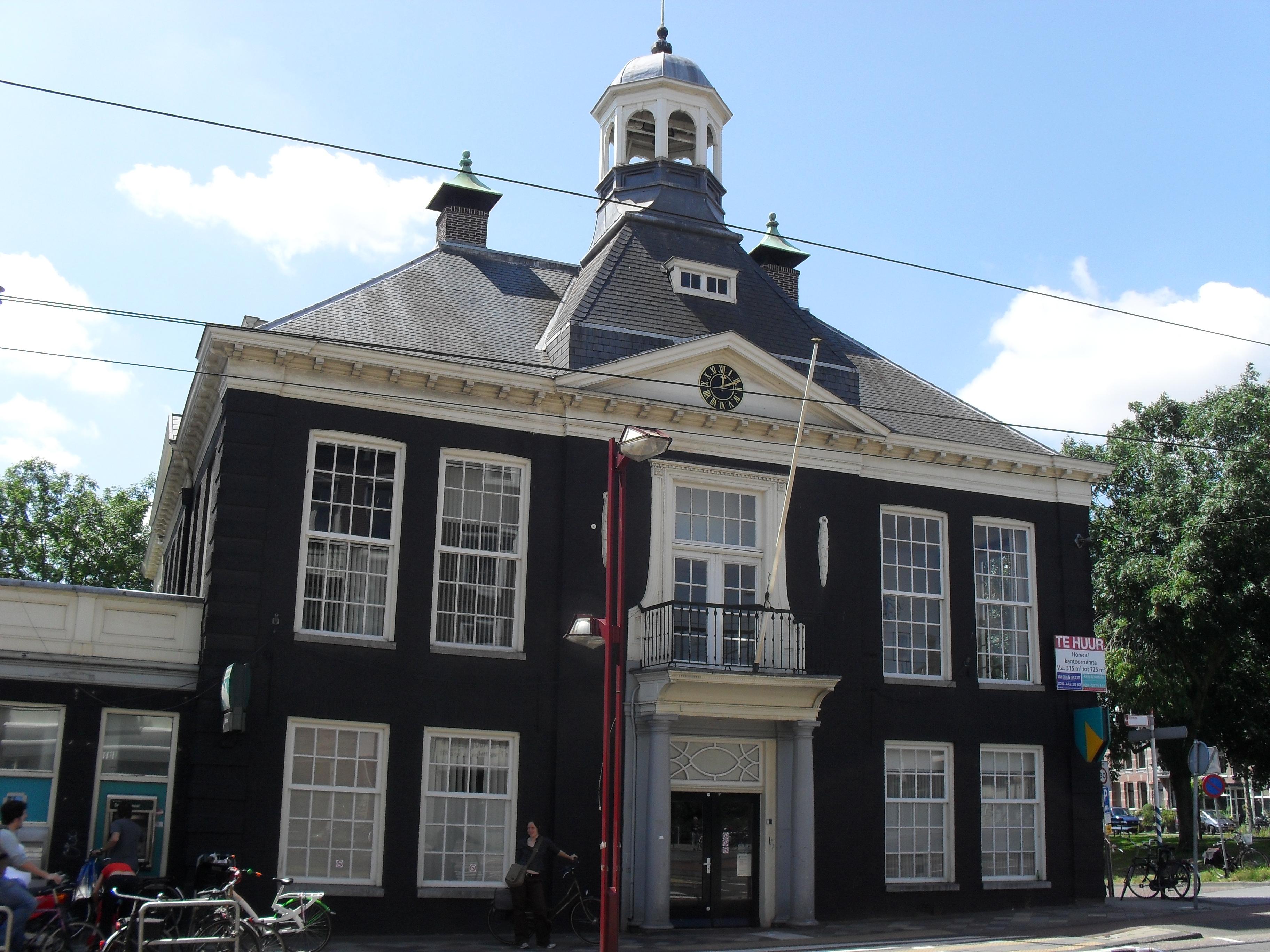 Rechthuis watergraafsmeer in amsterdam monument for Funda amsterdam watergraafsmeer