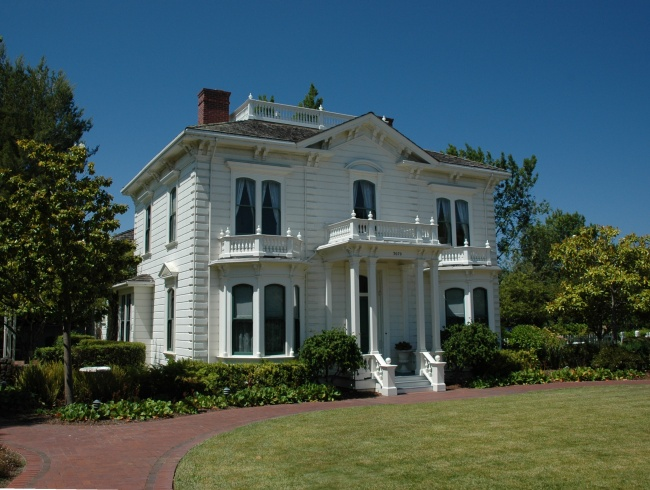 Rengstorff House