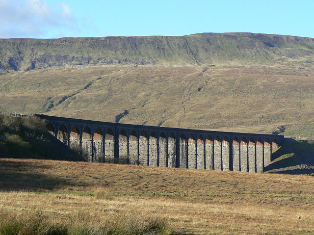 Ribblehead Viaduct - geograph.org.uk - 1577055