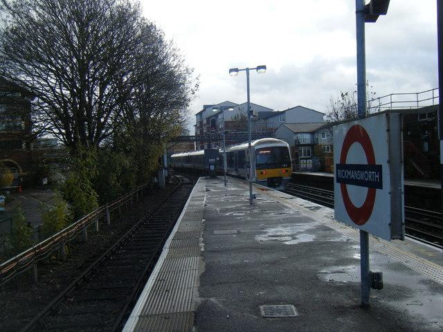 Rickmansworth Station - geograph.org.uk - 1592049