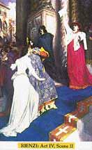 Escena de l'òpera Rienzi (Ferdinand Leeke, 1859-1925)