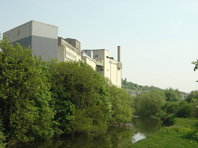 River Rother and flour mills - geograph.org.uk - 799469