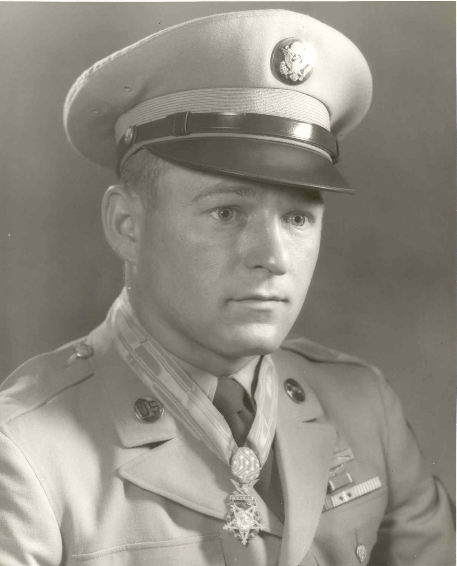 Ronald E. Rosser United States Army Medal of Honor recipient