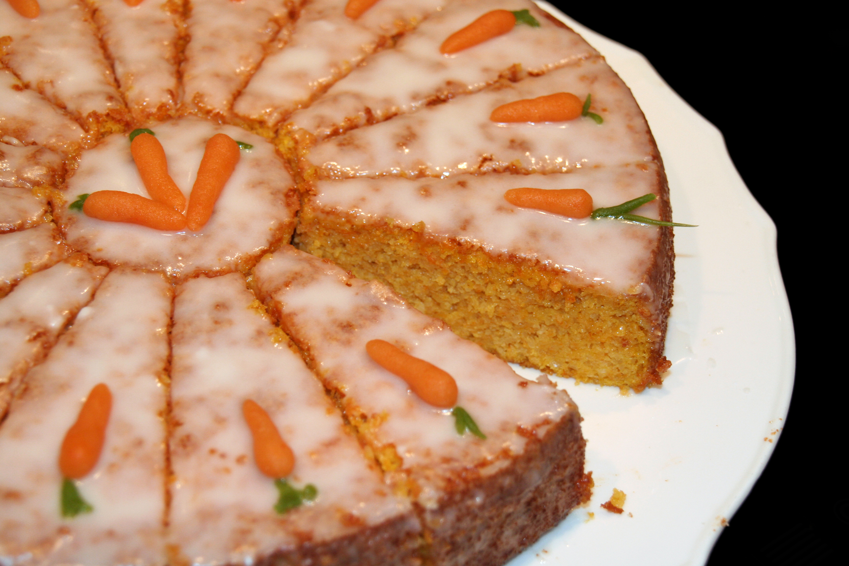 Give Me A Carrot Cake Recipe