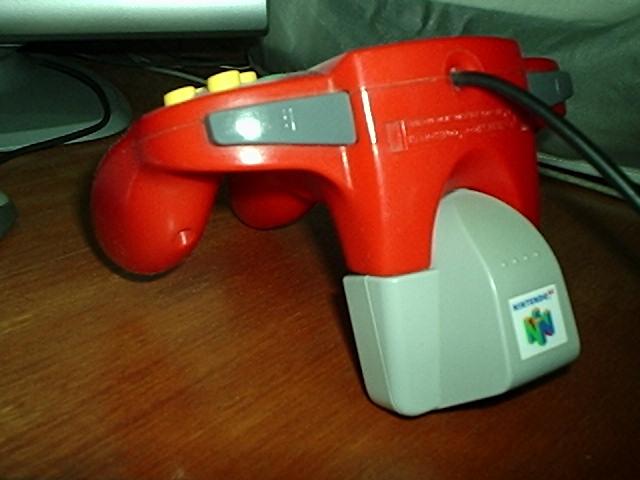 N64 Rumble Pak circa 1997