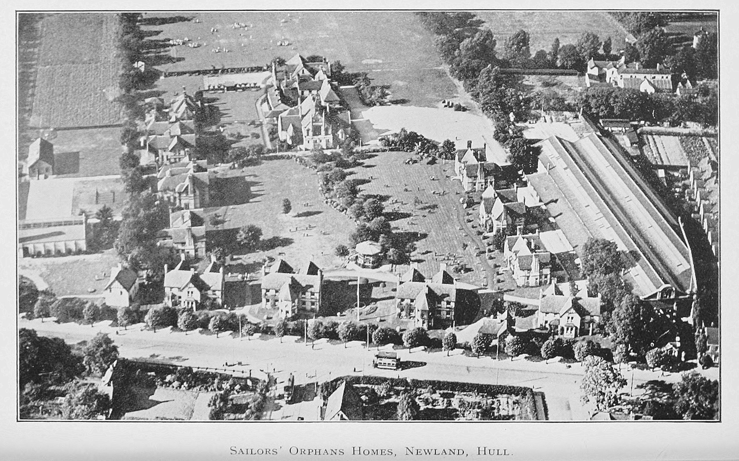 Cottingham Hull Building On Old Uni Site