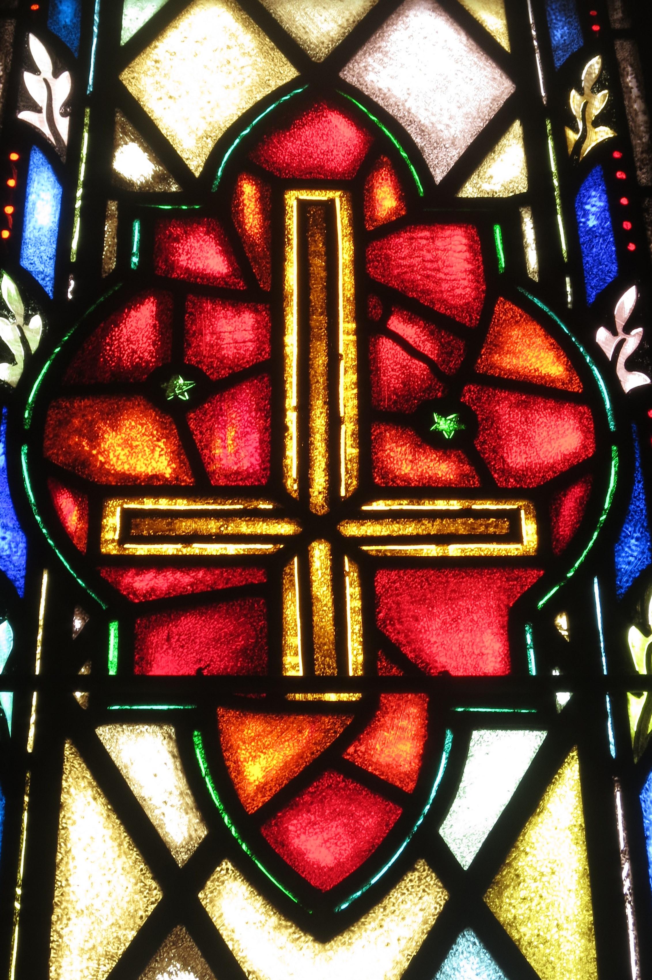 Church As Glass Art