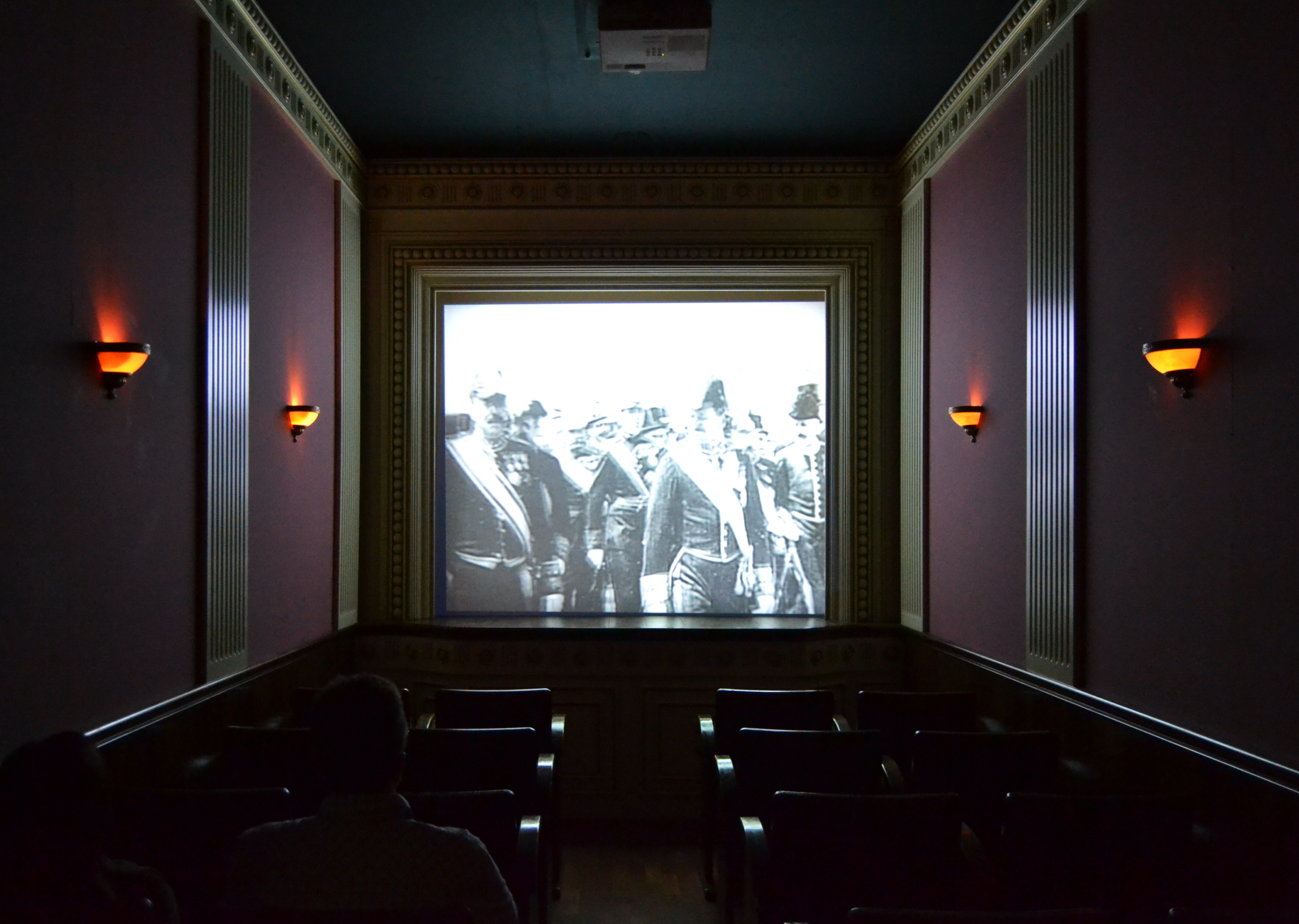File Sala De Cinema Al Museu D Hist Ria De Val Ncia Jpg Wikimedia  -> Imagem De Sala De Cinema