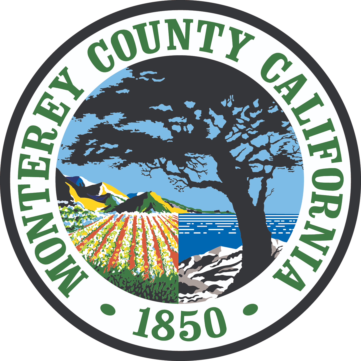 Monterey County Human Resources logo