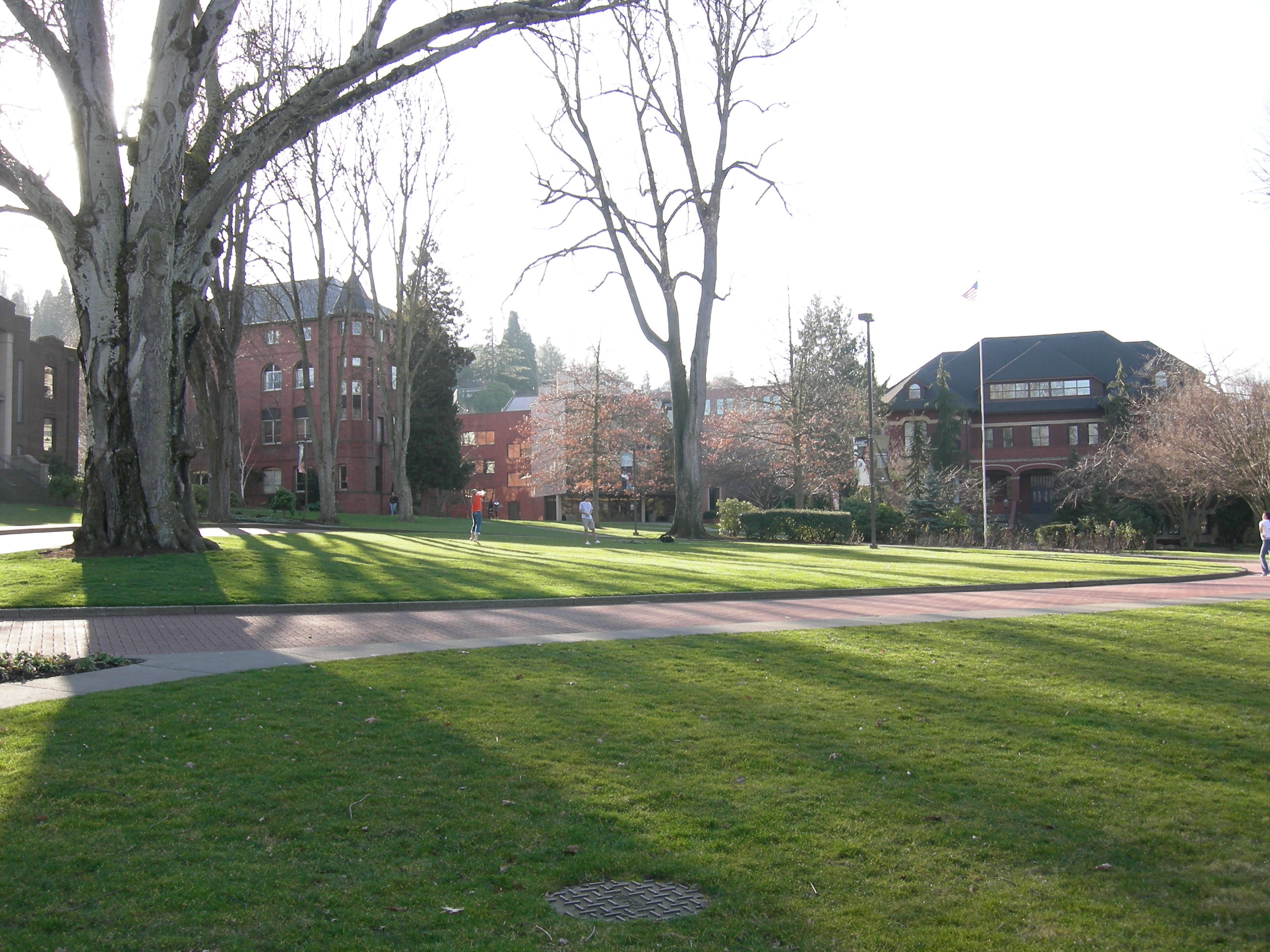 Seattle Pacific University Campus Tour