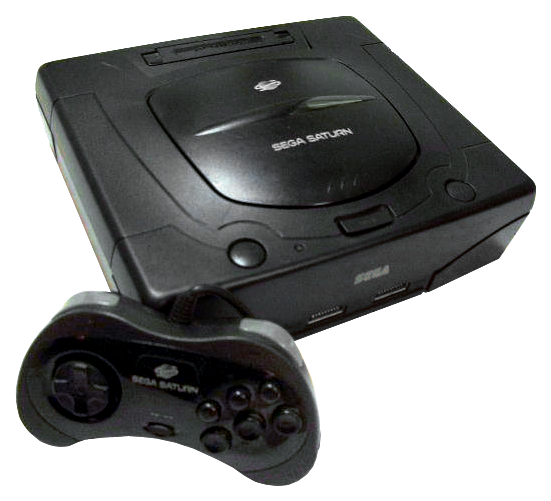 File Sega Saturn Console Png Wikimedia Commons