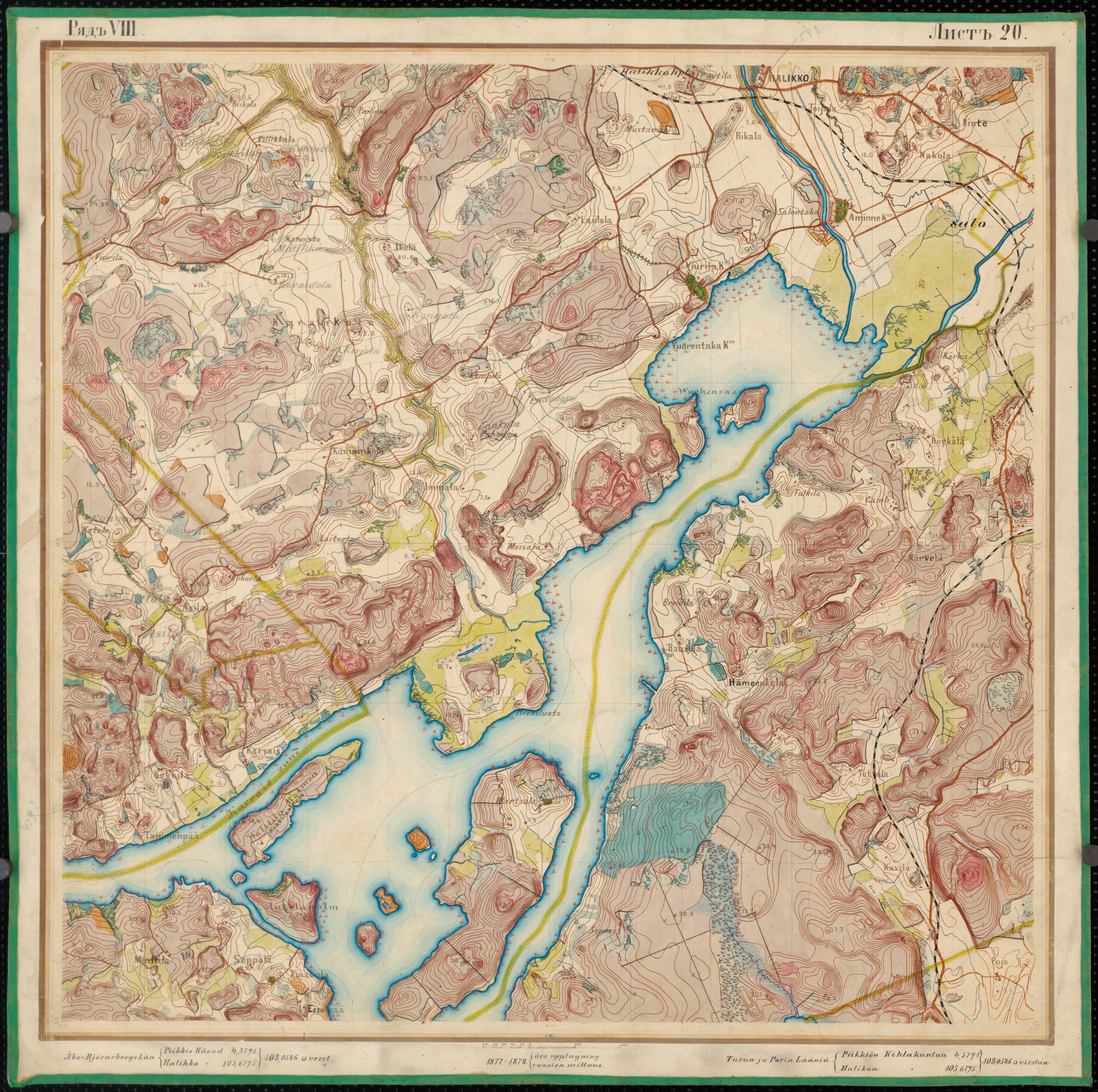 File Senate Atlas 1870 1907 Sheet Viii 20 Muurla Jpg Wikimedia