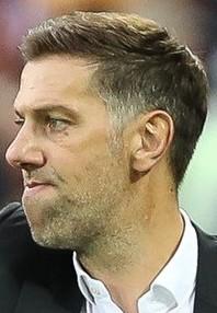 Serbian football manager and former footballer