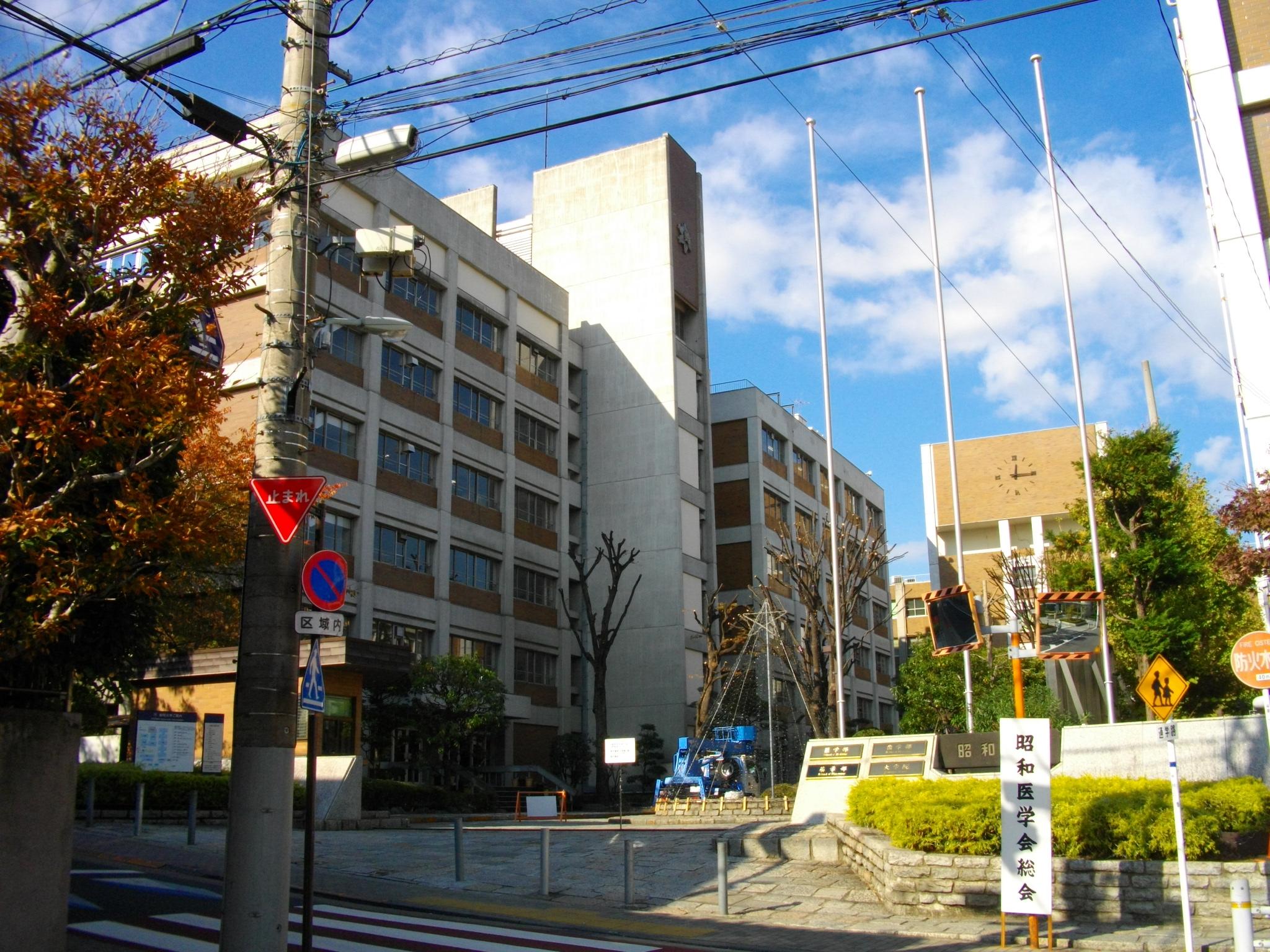 昭和 大学 病院 旗の台