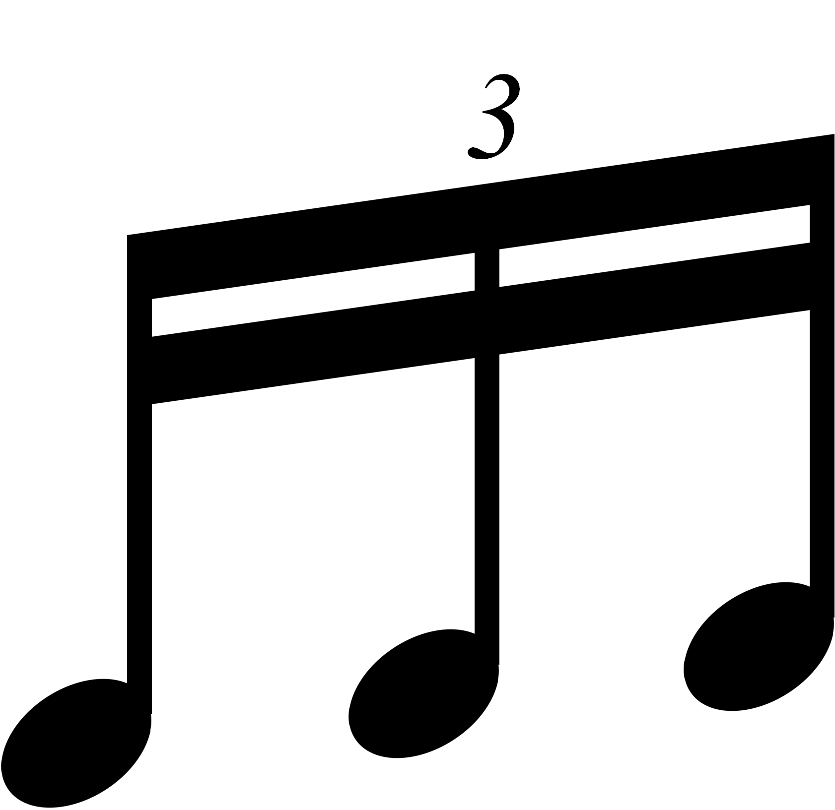 file sixteenth note triplet beam 2 png wikimedia commons music note clipart for free music note clipart for free