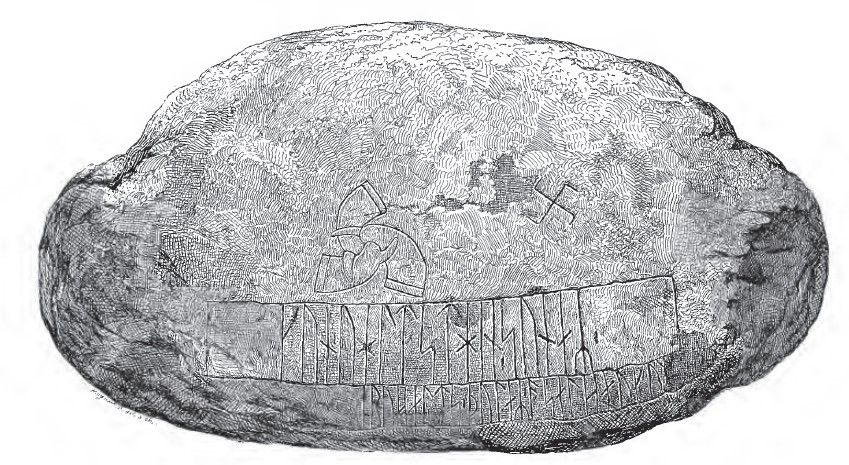 File:Snoldelev stone drawing.jpg - Wikimedia Commons Drawing Of A Stone