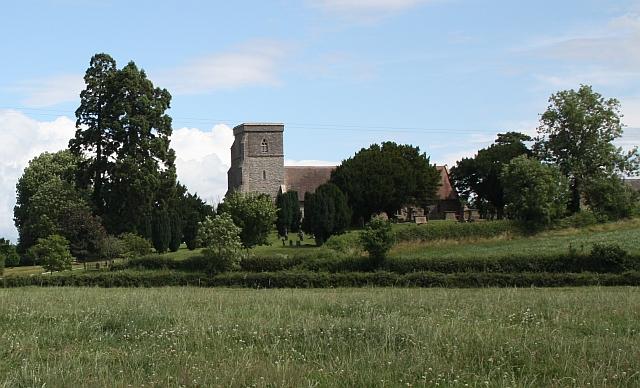 St. Mary's, Forthampton