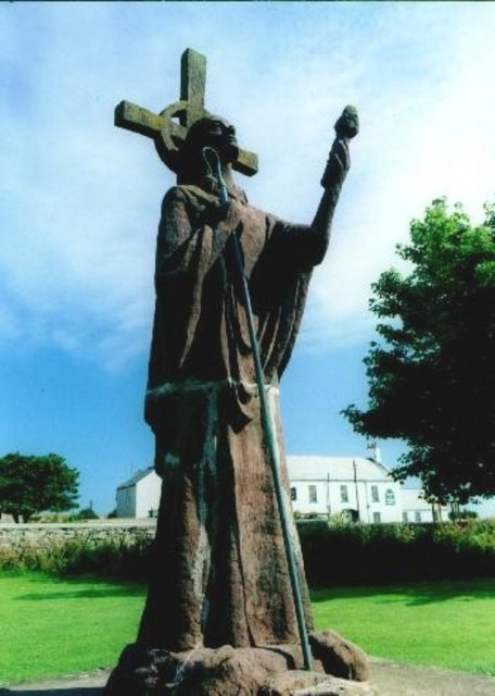 English: St Aidan of Lindisfarne